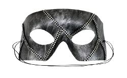 Success Creations USA - Rafe Silvery Masquerade Mask