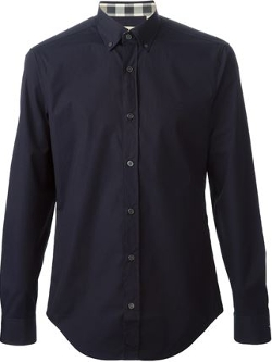 Burberry Brit - Button Down Collar Shirt