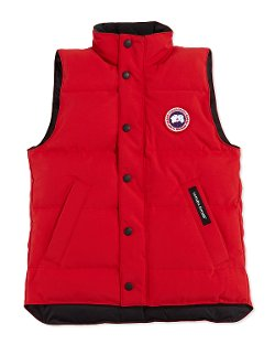 Canada Goose	  - Youth Vanier Arctic-Tech Vest