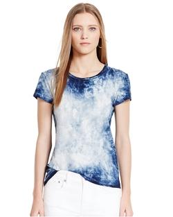 Ralph Lauren - Tie-Dyed Jenny Tee Shirt