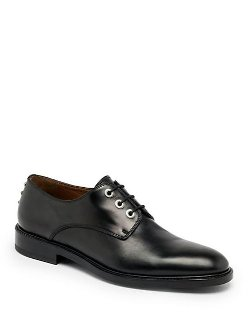 Givenchy  - Nino Studded Leather Oxford Shoes