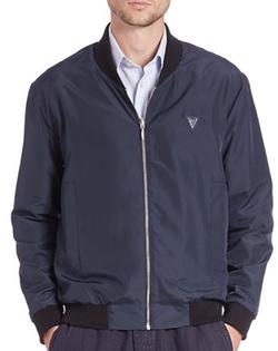 Vilebrequin - Joran Reversible Varsity Jacket