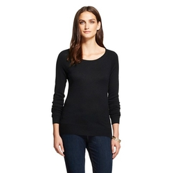Mossimo - Ultra Soft Boat Neck Pullover Sweater