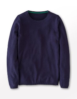 Boden - Cashmere Crew Neck Sweater