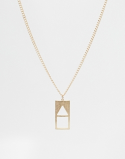 Asos - Geometric Necklace