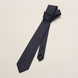Kenneth Cole - Solid Woven Silk Tie