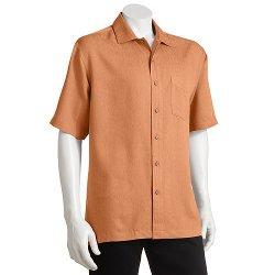 Batik Bay  - Textured Casual Button-Down Shirt