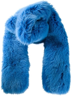 Jonathan Cohen - Fox Fur Scarf
