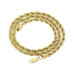 Thug Fashion - French Rope Chain Necklace