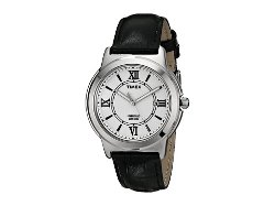 Timex  - Main Street Dress Leather Strap Watch
