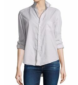 Frank & Eileen - Eileen Button-Front Shirt