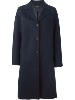 Paul Smith Black Label - Single Breasted Coat