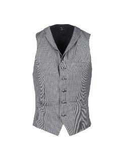 Dondup - Lapel Collar Vest