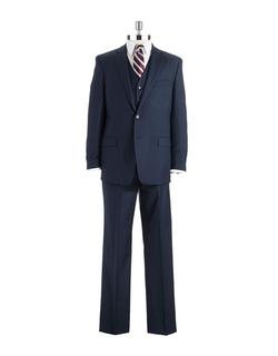 Lauren Ralph Lauren - Wool Three Piece Suit