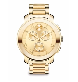 Movado - Bold Luxe Chronograph Bracelet  Watch