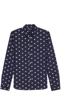 Paul Smith Jeans  - Slim Novel Print Shirt