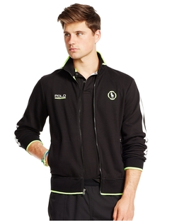 Ralph Lauren - Interlock Track Jacket
