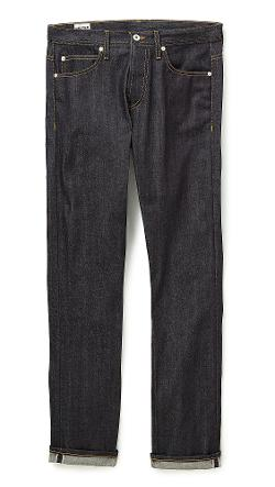 United Stock Dry Goods  - Slight Fit Selvedge Jeans