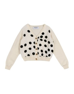 Moschino Kid - Polka Dot Cardigan