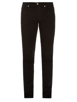 McQ Alexander McQueen  - Slim-Fit Stretch Cotton-Blend Jeans