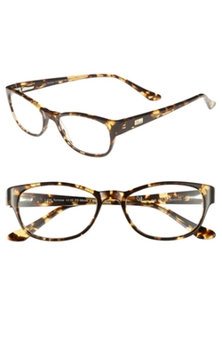 I Line Eyewear - Tortoiseshell-Hued Reading Glasses