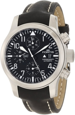 Fortis - Stainless Steel Self-Wind Watch