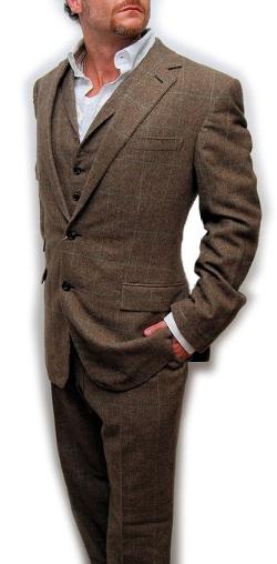 Ralph Lauren - Cashmere 3-Piece Suit