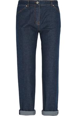 Balenciaga - Mid-Rise Boyfriend Jeans