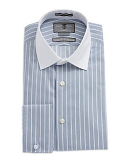 Lord and Taylor - Striped Dress Shirt
