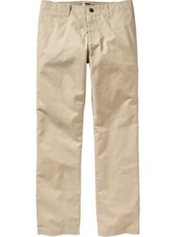 Old Navy - Broken-In Loose-Fit Khaki Pants