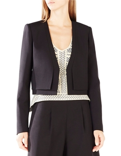 BCBGMAXAZRIA - Pierre Double-Layer Blazer