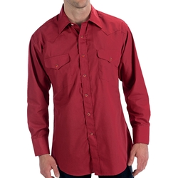 Panhandle - Slim Solid Snap Shirt