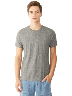 Alternative Apparel -  Ethan Stretch-Micro Modal T-Shirt