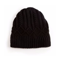 1 Voice  - Cable Knit Bluetooth Beanie Hat