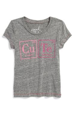 Peek  - Cute T Graphic T-Shirt