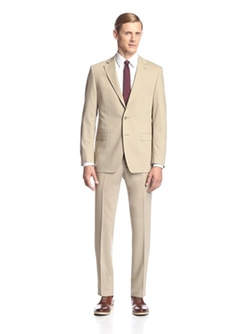 Simon Spurr - Solid Slim Fit Suit