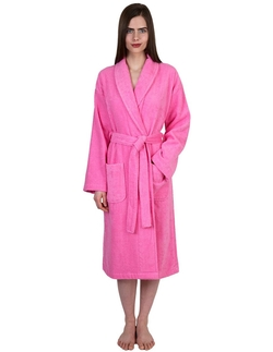 Towel Selections - Terry Shawl Robe