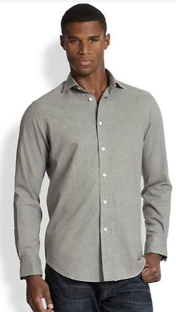 Polo Ralph Lauren  - Poplin Estate Sportshirt