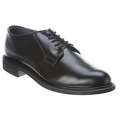 Bates - Leather Uniform Oxford Shoes