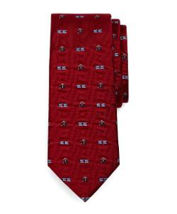 Brooks Brothers - Golden Fleece Flag Tie