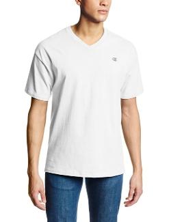 Champion - Jersey V-Neck T-Shirt