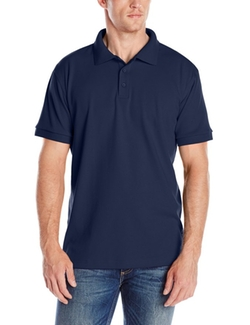 Classroom Uniforms - Short-Sleeve Interlock Polo Shirt