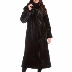 Nuage - Beaver Faux Fur Coat