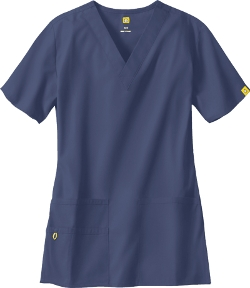 Wonderwink - The Bravo Fit V-Neck Scrub Top