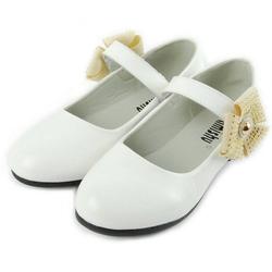 Bumud  - Crystal Bead Ballerina Flat Shoes