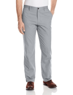 Dockers - Field Khaki Straight Fit Flat Front Pants