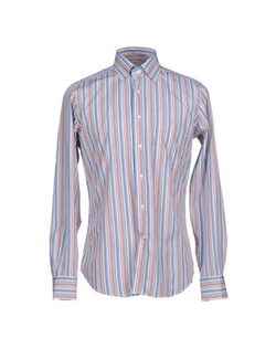 Paolo Verri - Stripe Button Down Shirt