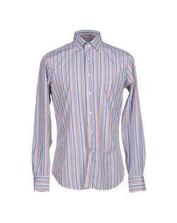 Paolo Verri - Stripe Button Down Shirt