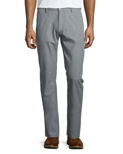Boss - Bossrice Flat-Front Twill Trousers