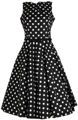Ruichen - Audrey Hepburn Swing Dress